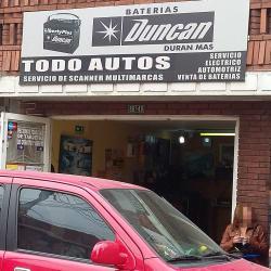 Todo Autos Servicio Eléctrico en Bogotá