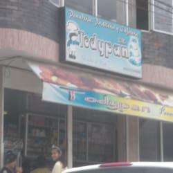 Todypan en Bogotá