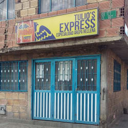 Tulio's Express en Bogotá