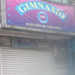 Gimnasio World Gym Elite en Bogotá