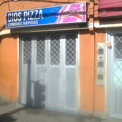 Gios Pizza en Bogotá
