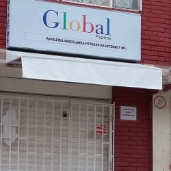 Global Papiros en Bogotá