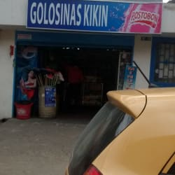 Golosinas Kikin en Bogotá