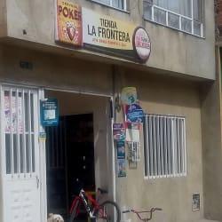 Tienda La Frontera en Bogotá