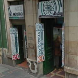 Papelería El Átomo en Bogotá