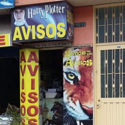 Harry Potter Avisos en Bogotá