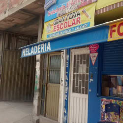Heladeria el Arlequin en Bogotá