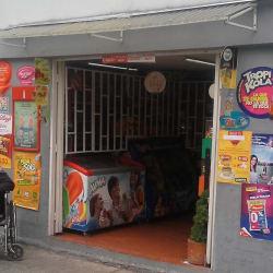 Tienda en la 95C en Bogotá