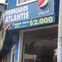 Horneados Atlantis en Bogotá
