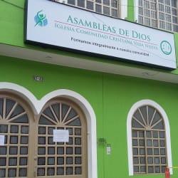 Iglesia Comunidad Cristiana Vida Nueva en Bogotá