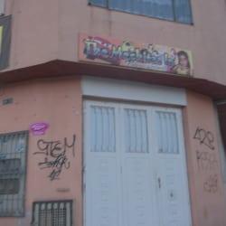 The Mechinas In en Bogotá