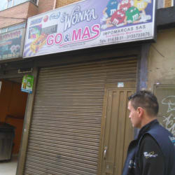 Impomarcas SAS en Bogotá