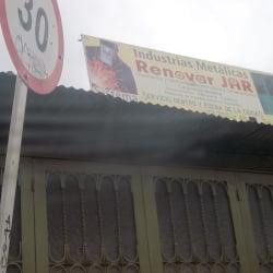 Industrias Metalicas Renovar JAR en Bogotá