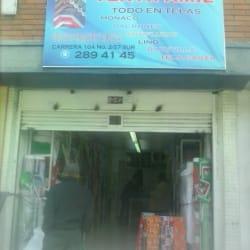 TextiFamil en Bogotá