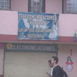Telecomunicaciones Marcando en Bogotá