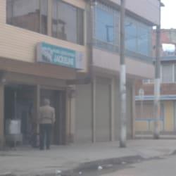 Jackeline en Bogotá