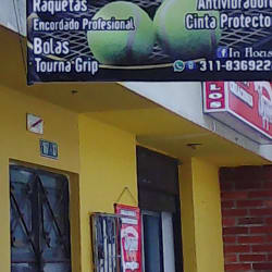 Tenis in House en Bogotá