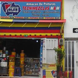 Tecnimezclas M y M en Bogotá