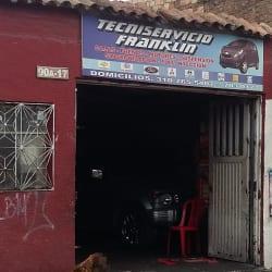 Tecniservicio Franklin en Bogotá