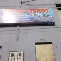 Tecno Frenos en Bogotá