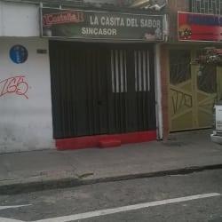 La Casita del sabor  en Bogotá
