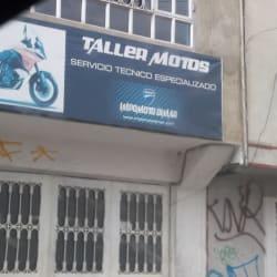Taller Motos Carrera 78G con 47 en Bogotá