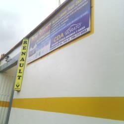 Taller Tecnisuárez Automotriz en Bogotá