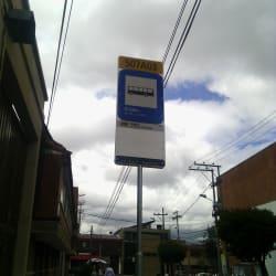 Paradero SITP Barrio El Edén - 507A03 en Bogotá