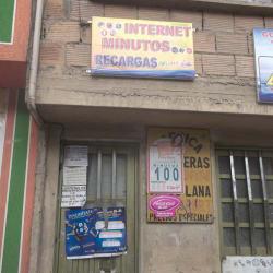 Internet Minutos Recargas Calle 2 en Bogotá