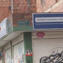 Internet Valentina.com en Bogotá