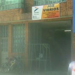 JOR Vidrios en Bogotá