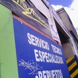 Jpña Auto Accesorios Ssangyong en Bogotá