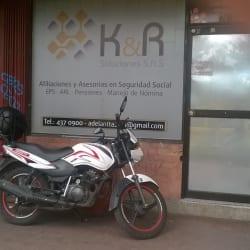 K y R soluciones S.A.S en Bogotá