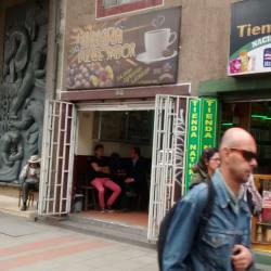 La Mafia del Dulce Sabor en Bogotá