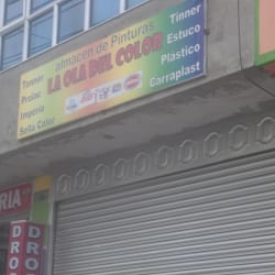 La Ola Del Color en Bogotá