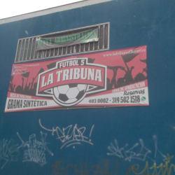 La Tribuna Futbol5 en Bogotá