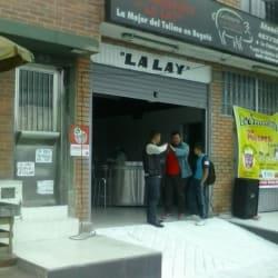 Lechoneria La Lay en Bogotá