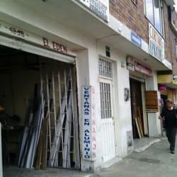 Vidriería y Marquetería El Eden en Bogotá