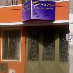 M.B. Insumos para Confección en Bogotá