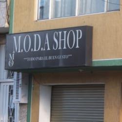 M.O.D.A Shop en Bogotá