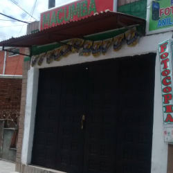 Macunba Bar en Bogotá
