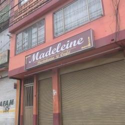 Madeleine Pasteleria y Cafe en Bogotá
