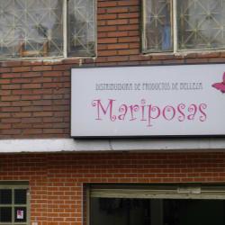 Mariposas en Bogotá