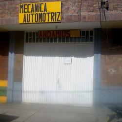 Mecánica Automotriz en la 64 en Bogotá