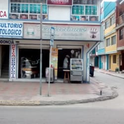 Tentaciones Cafe Spress en Bogotá