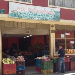 Mi pomona fruver en Bogotá