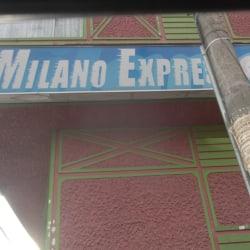 Milano Express en Bogotá