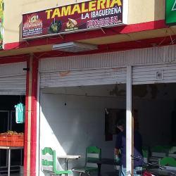 Tamaleria la Ibaguereña en Bogotá