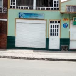 Ministerio de Restauracion Internacional en Bogotá