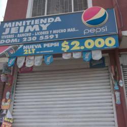 Minitienda Jeimy en Bogotá